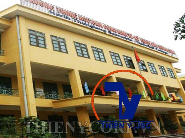 Trường Trung cấp Kỹ thuật Bắc Thăng Long