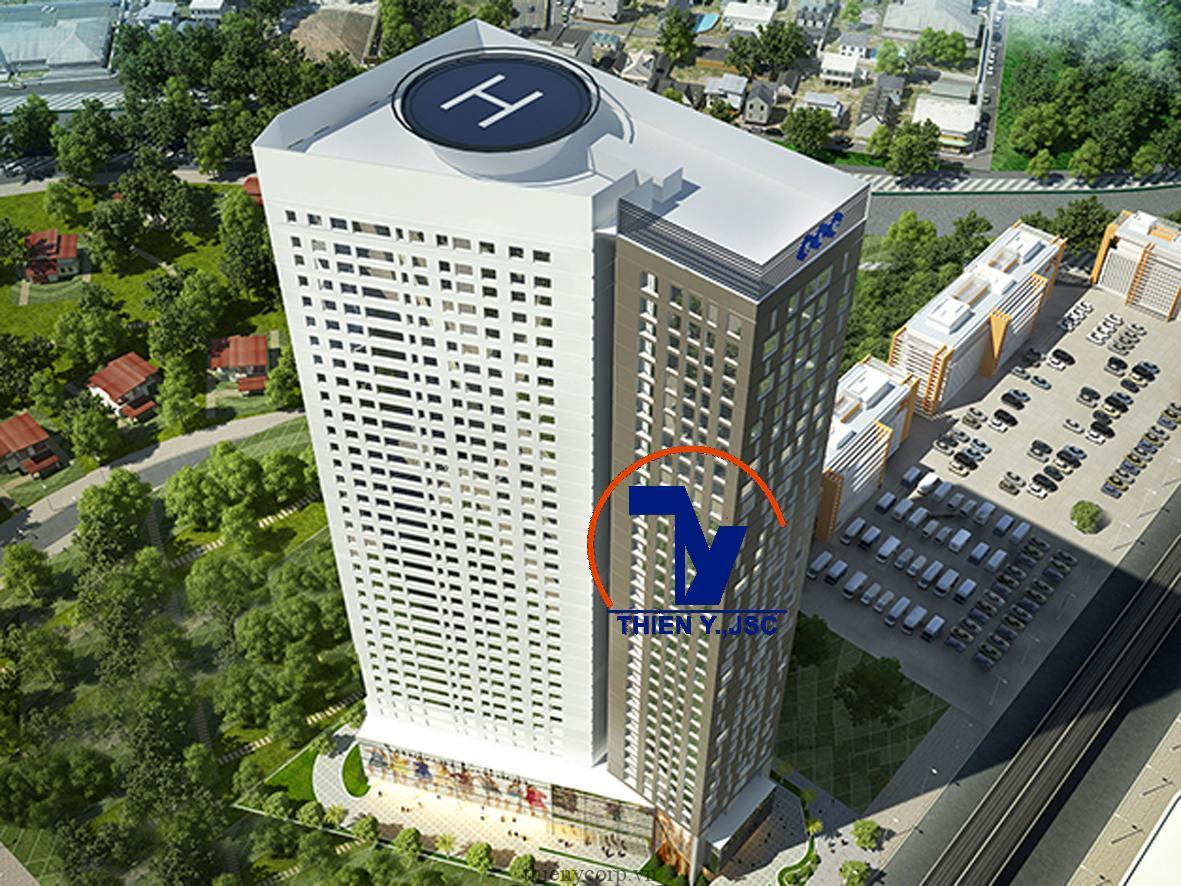 Dự án HH FLC Complex 36 Phạm Hùng, Hà Nội